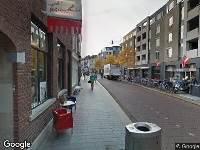 112 melding Ambulance naar Orthenstraat in 's-Hertogenbosch