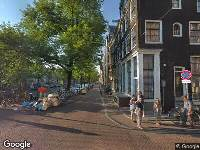 112 melding Ambulance naar Reestraat in Amsterdam