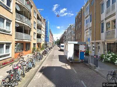 Ambulance naar Kuipersstraat in Amsterdam