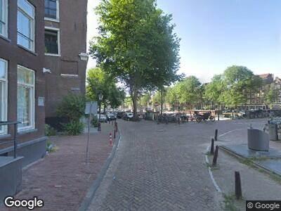 Ambulance naar Binnenkant in Amsterdam