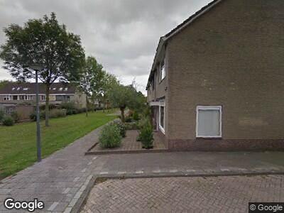 Ambulance naar Vlierlaan in Oosterhout