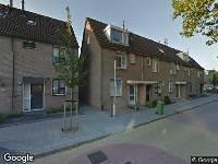 Ambulance naar Jaap de Jongstraat in Nieuw-Lekkerland