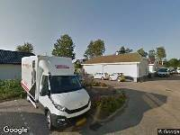 Ambulance naar Berkenhof in Heemskerk