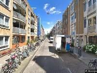 112 melding Ambulance naar Kuipersstraat in Amsterdam