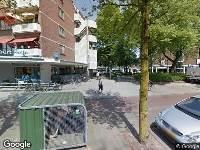 Ambulance naar Goudseplein in Rotterdam
