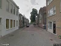 112 melding Ambulance naar Christiaan de Wetstraat in Dordrecht