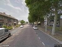 Ambulance naar Galileïlaan in Spijkenisse