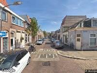 112 melding Brandweer naar Generaal Joubertstraat in Haarlem vanwege wateroverlast