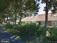 Brandweer naar Hoenderberg in Amersfoort vanwege afgaan automatisch brandalarm