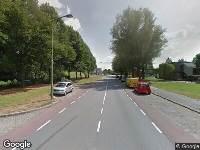 112 melding Ambulance naar Maarten Harpertsz. Trompweg in Dordrecht