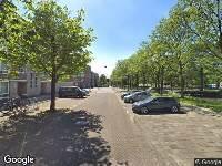 112 melding Ambulance naar Andersensingel in Amsterdam