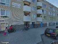 112 melding Brandweer naar Bernard Shawsingel in Amsterdam