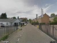112 melding Politie naar Van Neurenburgpad in Dordrecht