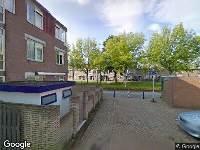 112 melding Ambulance naar Rhijnauwensingel in Rotterdam