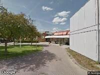 112 melding Ambulance naar Hugo de Groothof in Ridderkerk