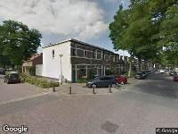 112 melding Ambulance naar Nieuwe Nonnendaalseweg in Nijmegen