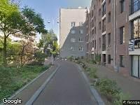 112 melding Ambulance naar Laagte Kadijk in Amsterdam