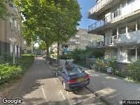 112 melding Ambulance naar Jeltje de Bosch Kemperpad in Amsterdam