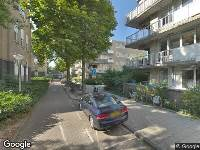 112 melding Brandweer naar Jeltje de Bosch Kemperpad in Amsterdam