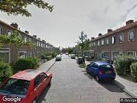 112 melding Ambulance naar Benkoelenstraat in Haarlem