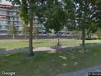112 melding Brandweer naar Dosiostraat in Rotterdam