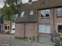 112 melding Ambulance naar Schelfhorst in Alphen aan den Rijn