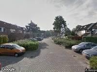 112 melding Ambulance naar Mantelschelp in Hellevoetsluis