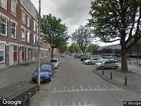 112 melding Ambulance naar Oostervantstraat in Rotterdam