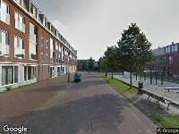 112 melding Ambulance naar Stormbaanstraat in Haarlem