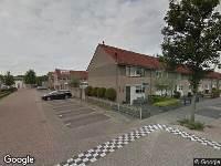 112 melding Ambulance naar Hooivorkstraat in Oosterhout