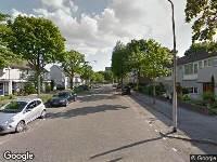 112 melding Ambulance naar Vivaldistraat in Tilburg