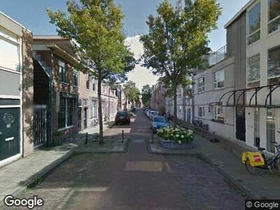 Ambulance naar Romolenstraat in Haarlem