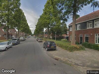 Ambulance naar Graftdijkerstraat in Amsterdam