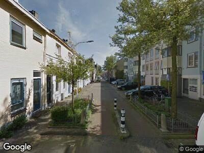 Brandweer naar Nijhoffstraat in Arnhem