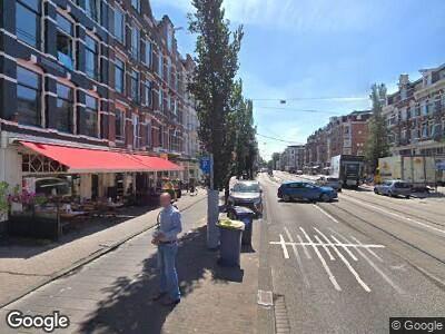 Besteld ambulance vervoer naar Eerste Constantijn Huygensstraat in Amsterdam
