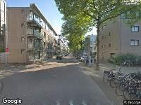 112 melding Ambulance naar Conradstraat in Amsterdam