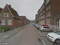 112 melding Ambulance naar Heijplaatstraat in Rotterdam