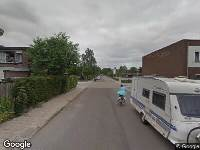 Brandweer naar Paulus Potterstraat in Zutphen