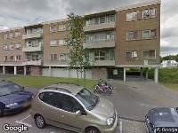 Ambulance naar Middelharnisstraat in Rotterdam