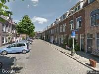 112 melding Politie naar Krugerstraat in Utrecht vanwege aanrijding met letsel