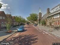 112 melding Ambulance naar Driftstraat in Leiden