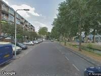 112 melding Ambulance naar Paramaribostraat in Leiden