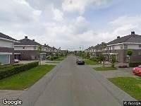 112 melding Brandweer naar Het Zool in Leeuwarden vanwege brand