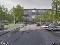 112 melding Besteld ambulance vervoer naar Madernastraat in Rotterdam