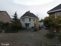112 melding Besteld ambulance vervoer naar Dintel in Veldhoven