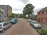 112 melding Ambulance naar Klokbaai in Zaandam