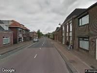 Ambulance naar Sint Bavostraat in Rijsbergen