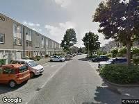 112 melding Ambulance naar Clara Wichmannstraat in Ridderkerk