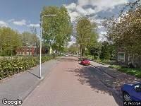 112 melding Politie naar Hyacinthstraat in Zwolle vanwege letsel