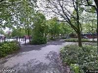 Brandweer naar Korianderplein in Zwolle